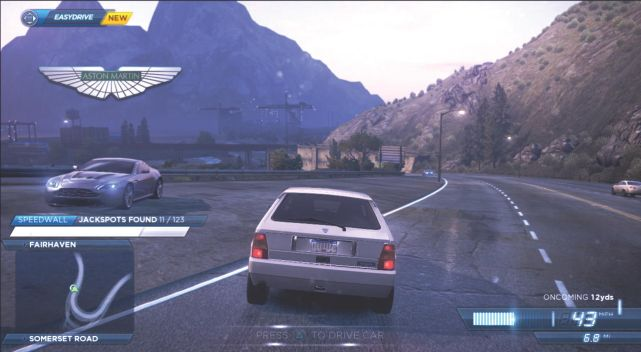 Need for Speed: Most Wanted (VITA) Review