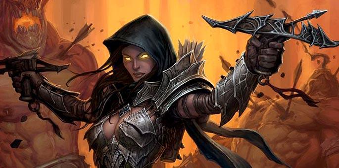 Diablo III en PS3 y PS4 durante PAX 2013