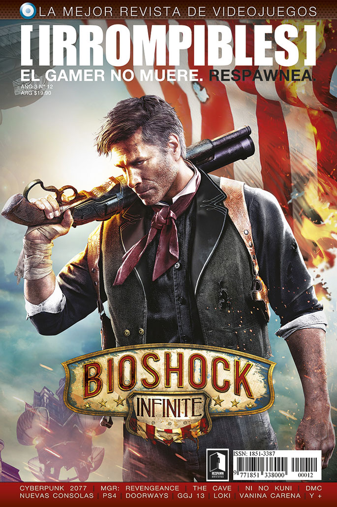 Revista [IRROMPIBLES] 12: BIOSHOCK INFINITE