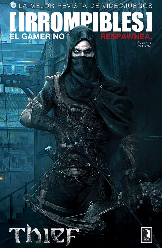 Revista [IRROMPIBLES] 13: THIEF
