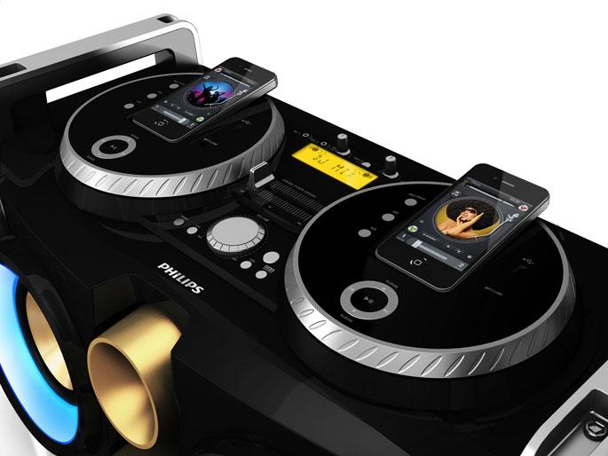 Philips-Party-Machine