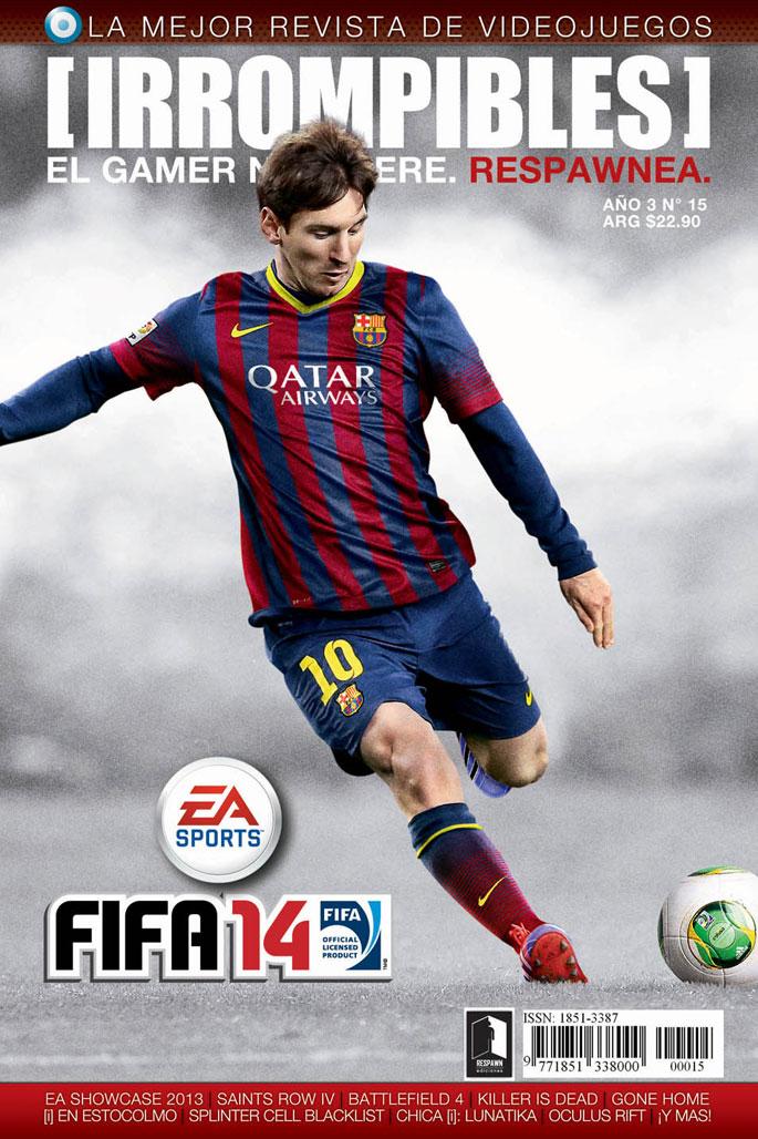 Revista [IRROMPIBLES] 15: FIFA 14