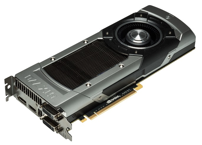 NVIDIA GeForce GTX 770-3qtr