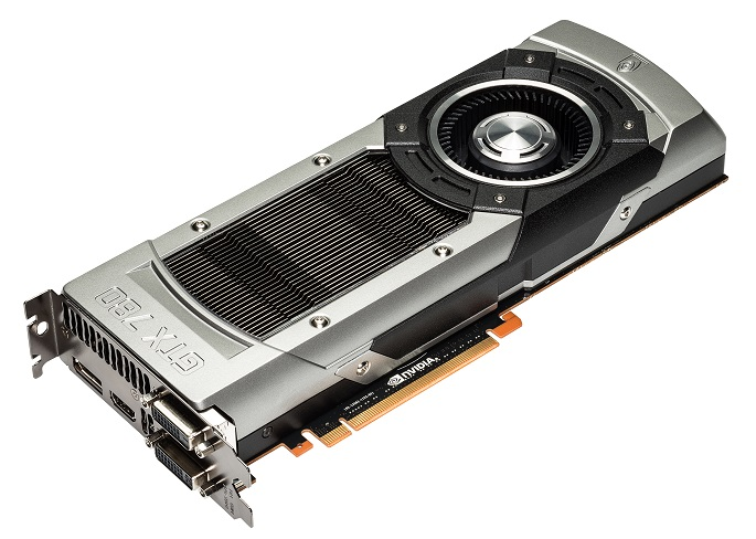 NVIDIA GeForce GTX 780-3qtr