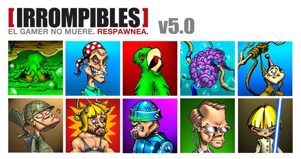 [IRROMPIBLES] v5.0
