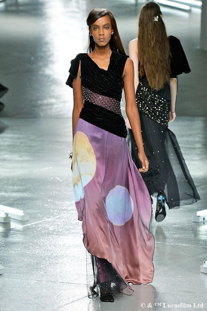 Star Wars New York Fashion Week AW14/15