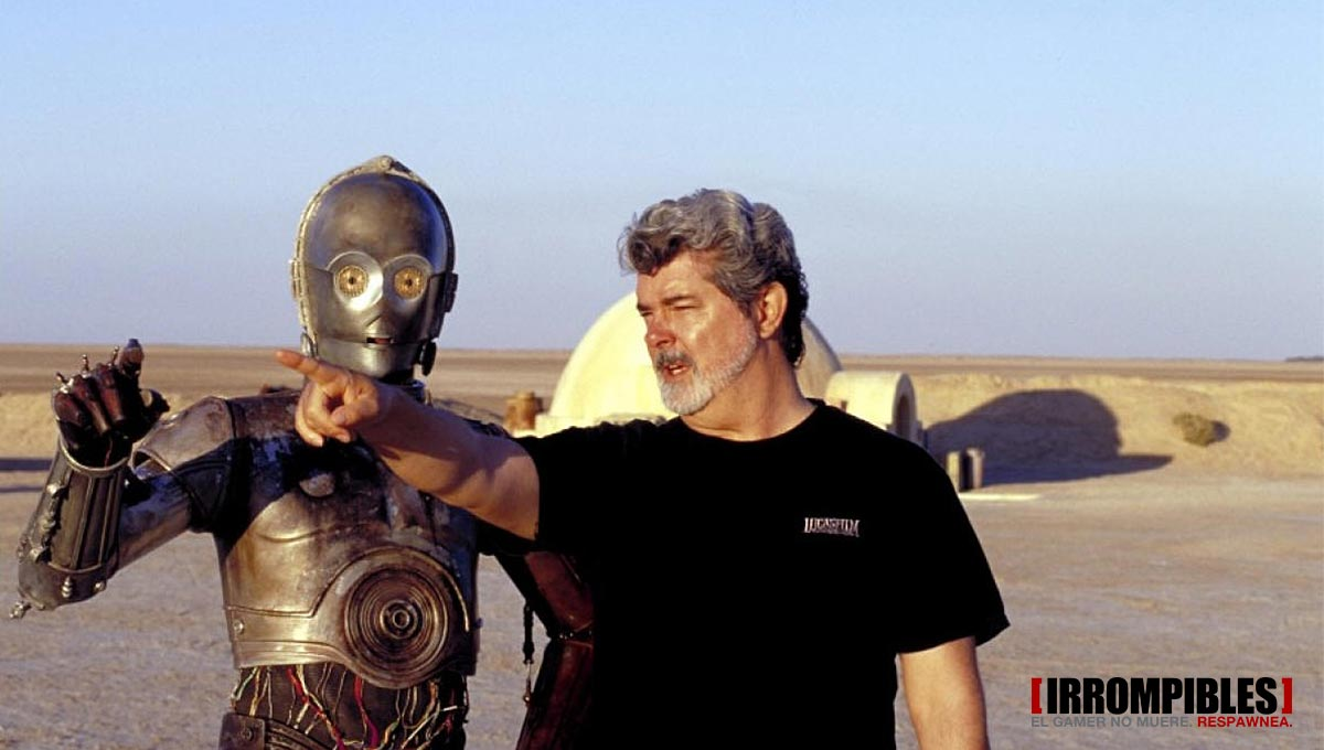 Star Wars George Lucas 01