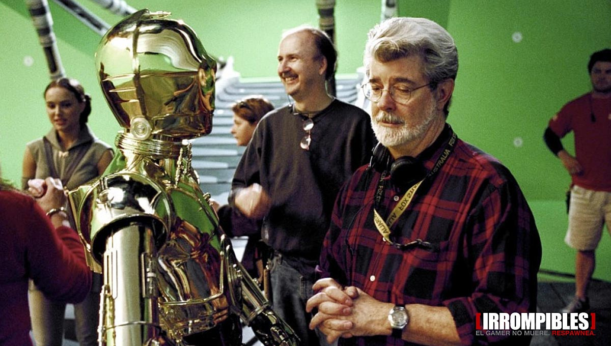Star Wars George Lucas 17