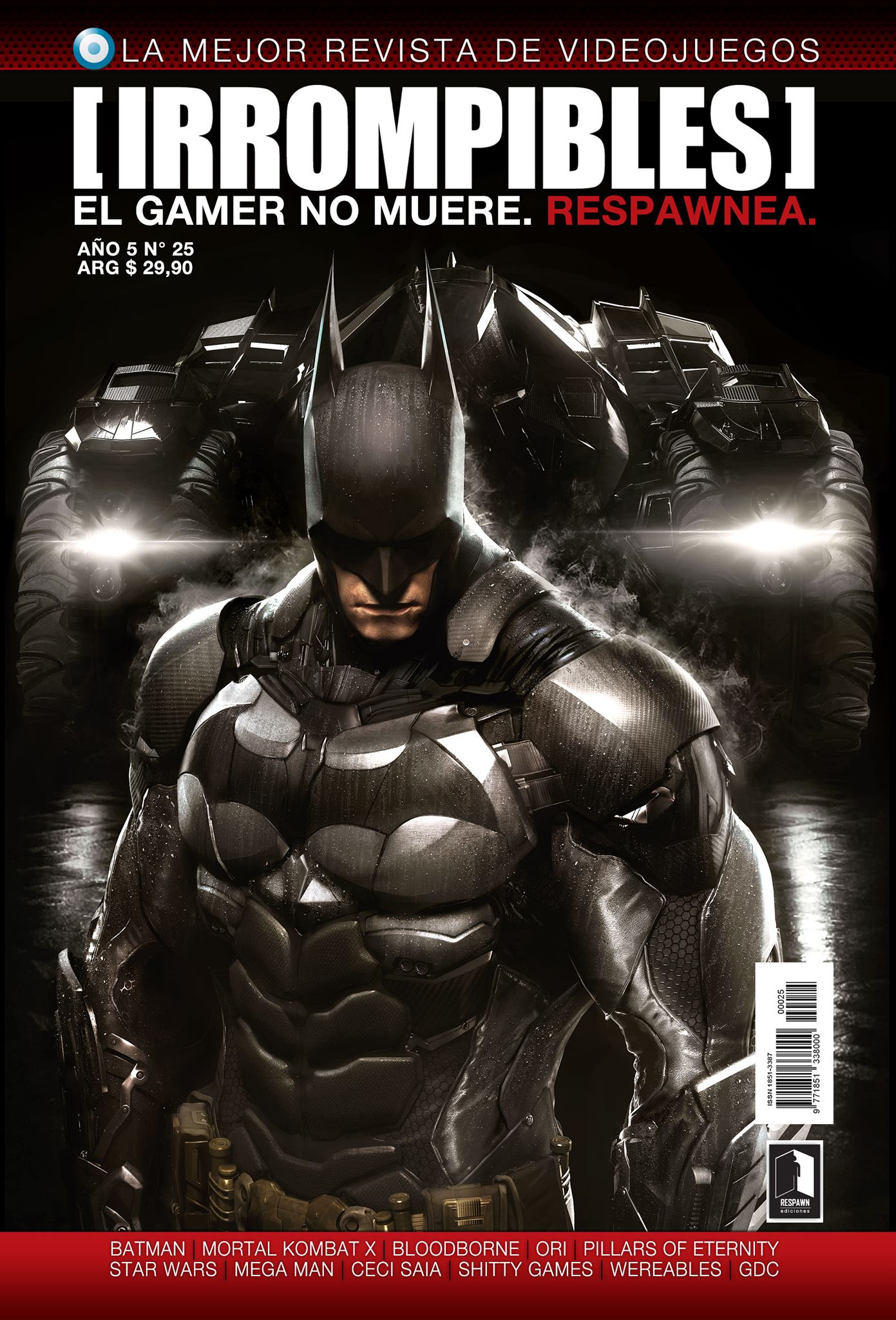 irrompibles25 Batman