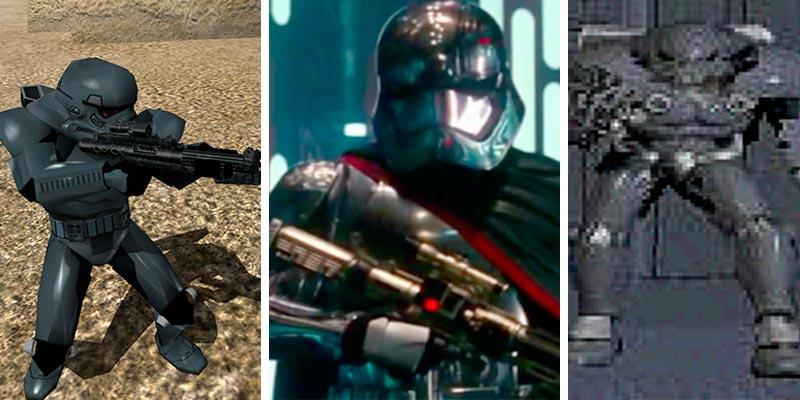 Star Wars Darktrooper