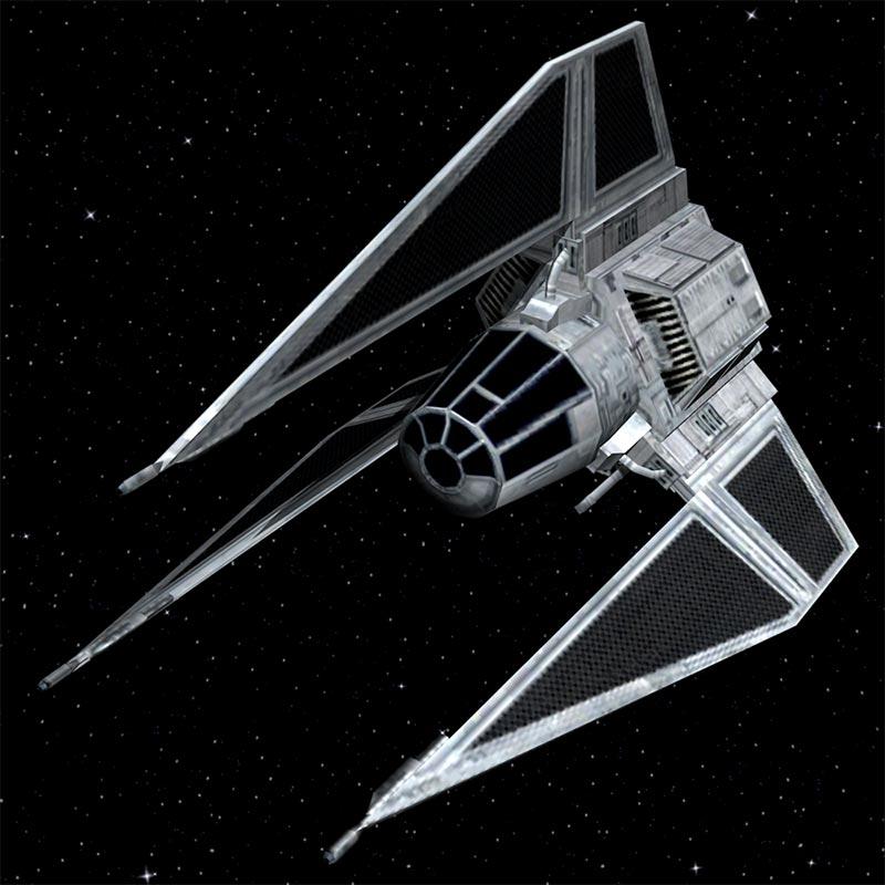 Star Wars TIE Phantom Of The Opera FoC