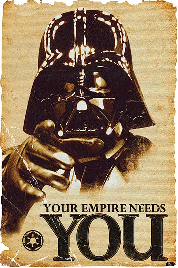 Star Wars Wants You
