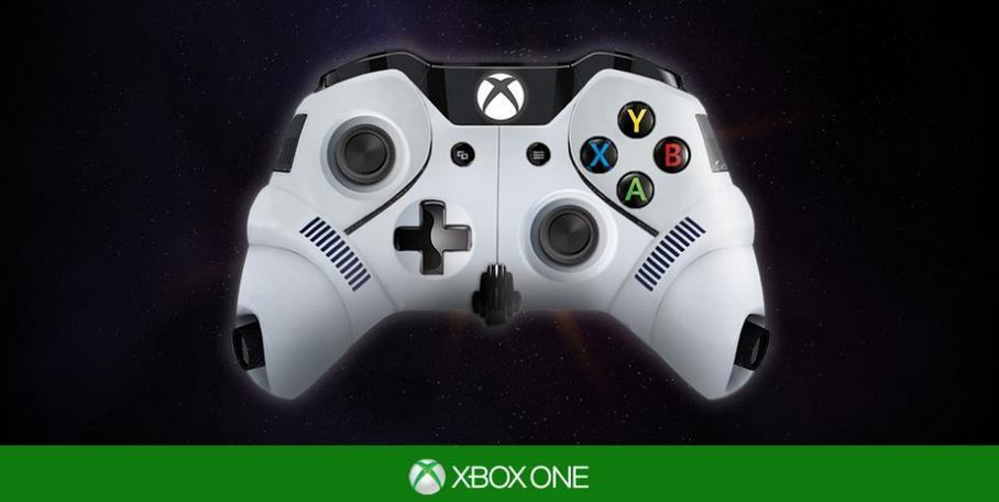 star wars xbox one controller concept 2