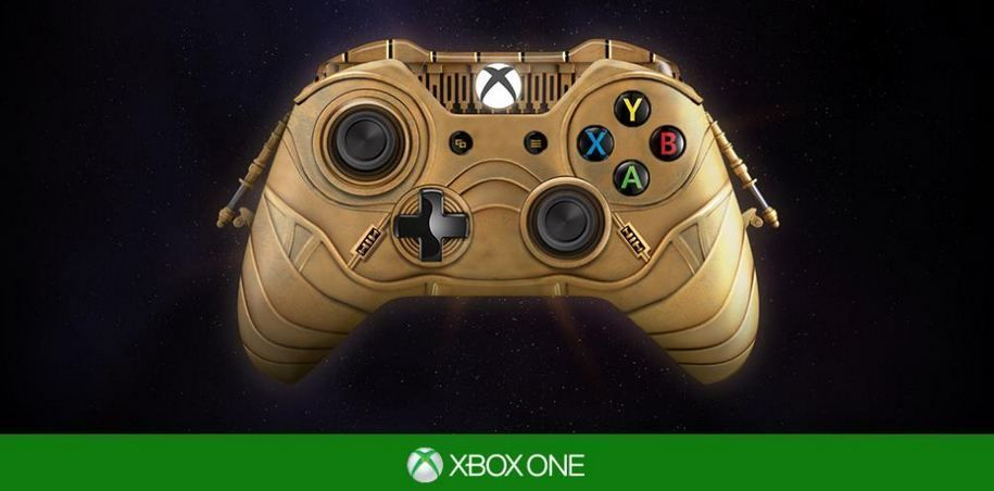 star wars xbox one controller concept 3