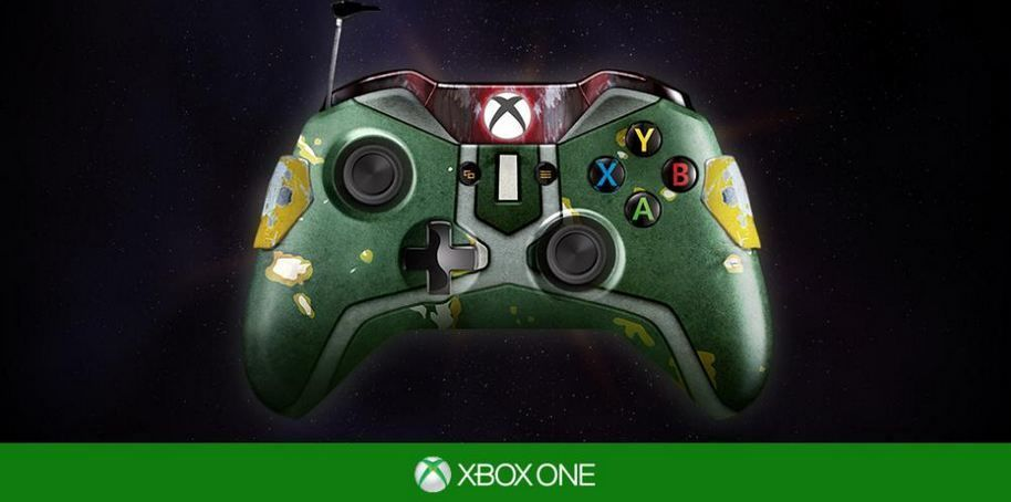 star wars xbox one controller concept 4