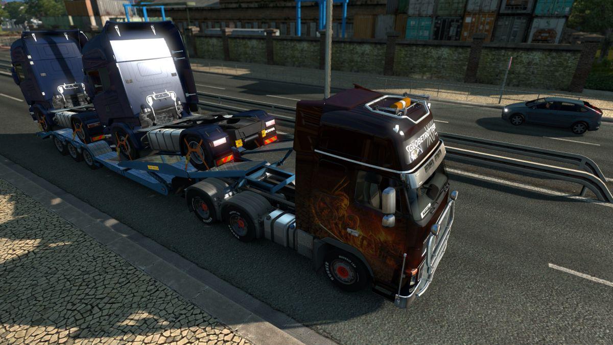 Euro Truck Simulator 2: Scandinavia (DLC) [REVIEW