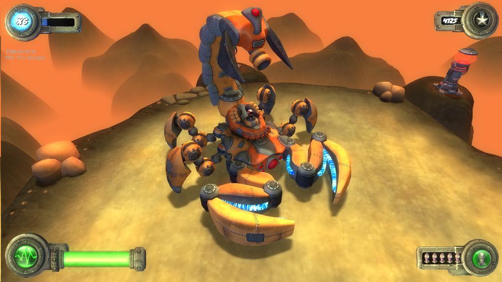 blue rider screenshot 07