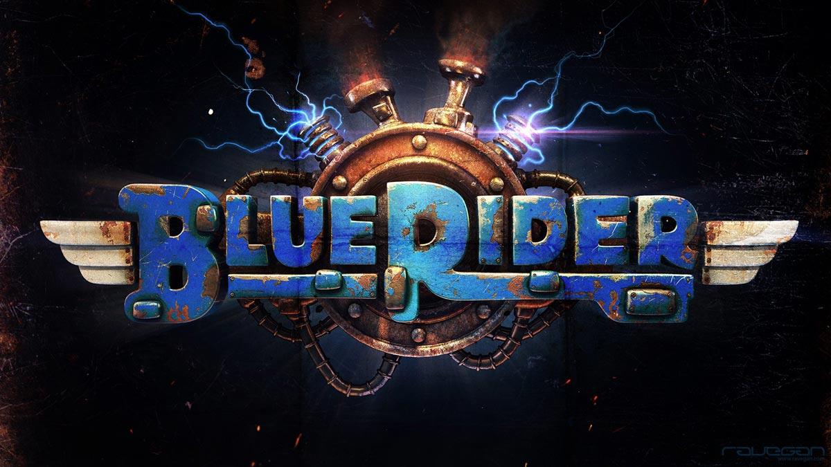 blue rider wallpaper