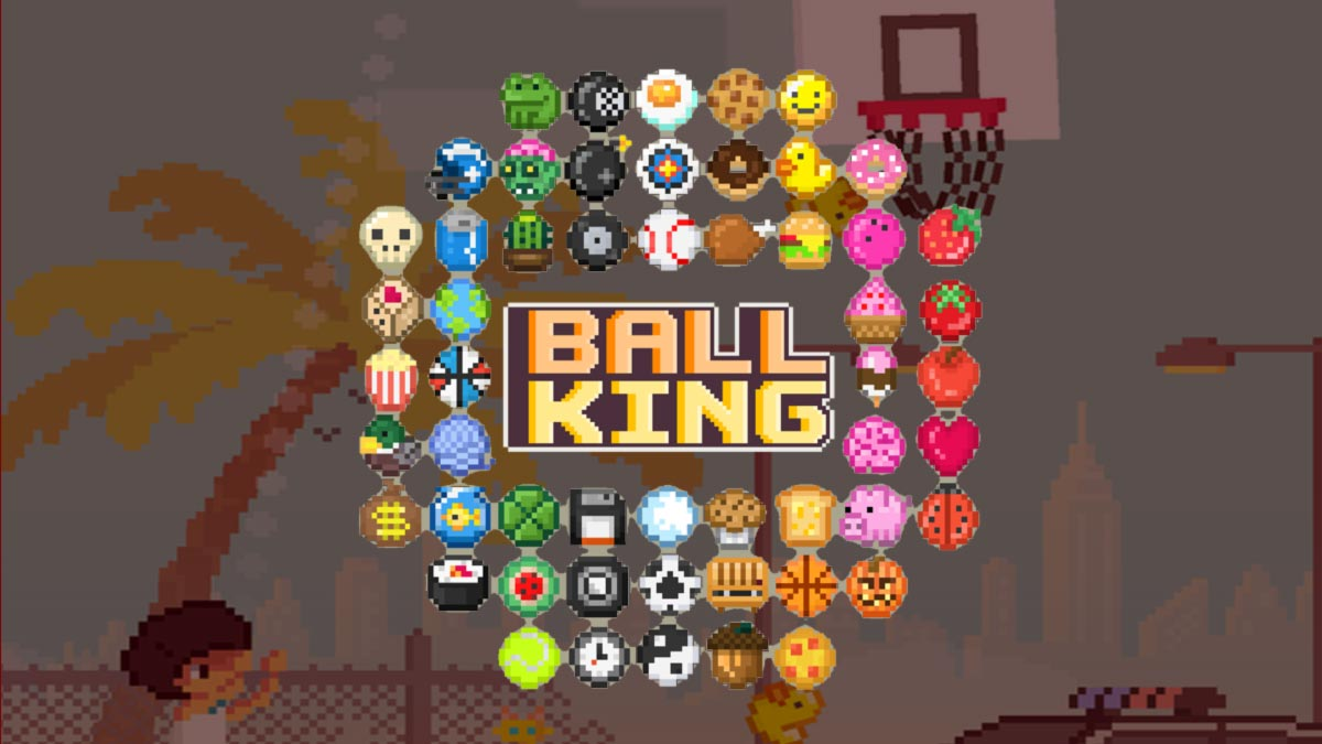 ball king logo