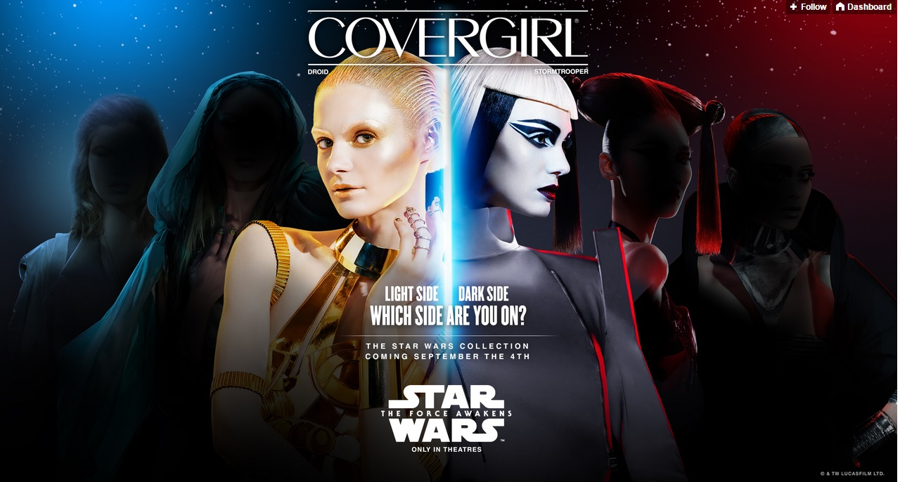 Star Wars CoverGirl01