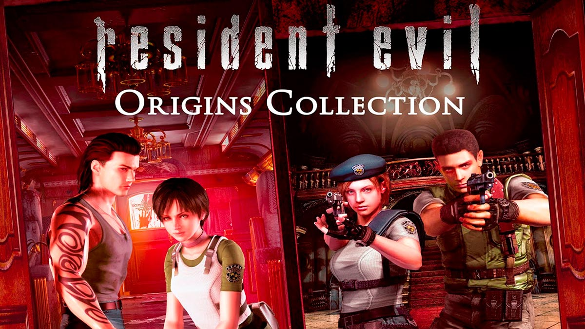 resident evil origins collection main