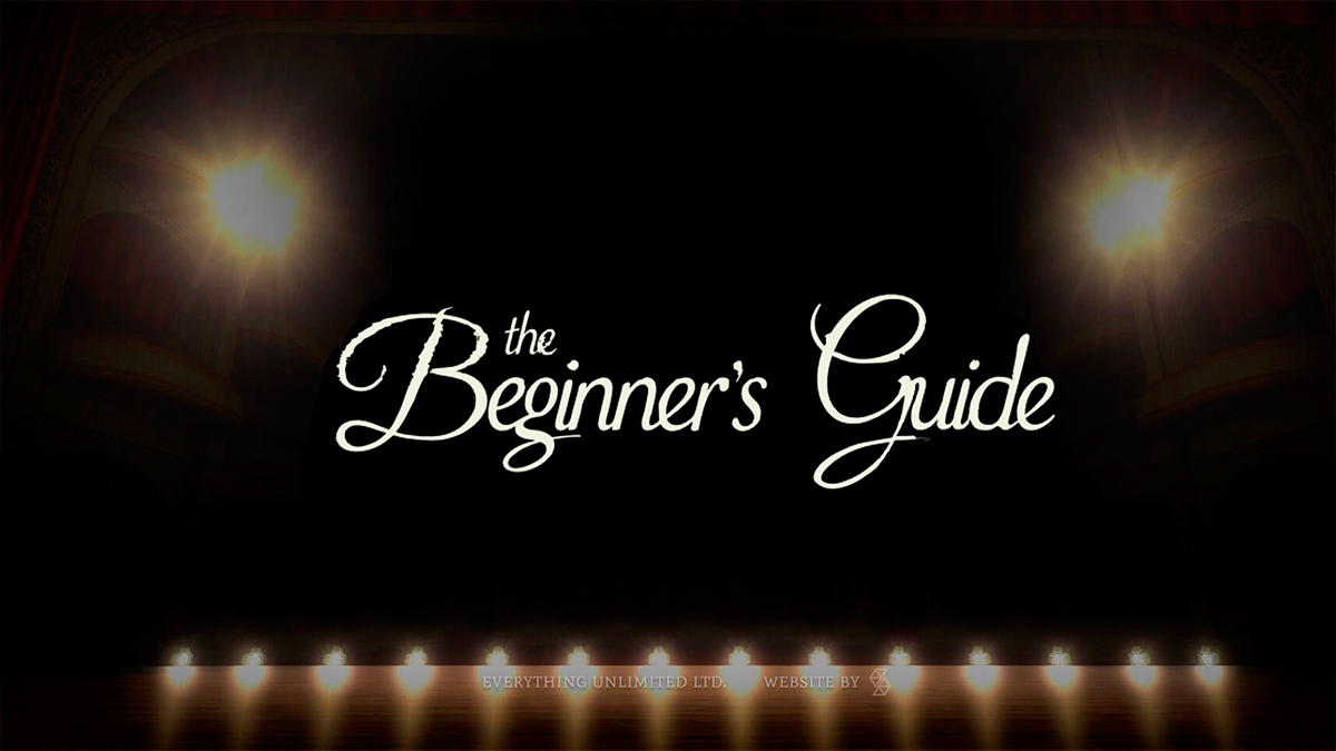 the begginers guide main