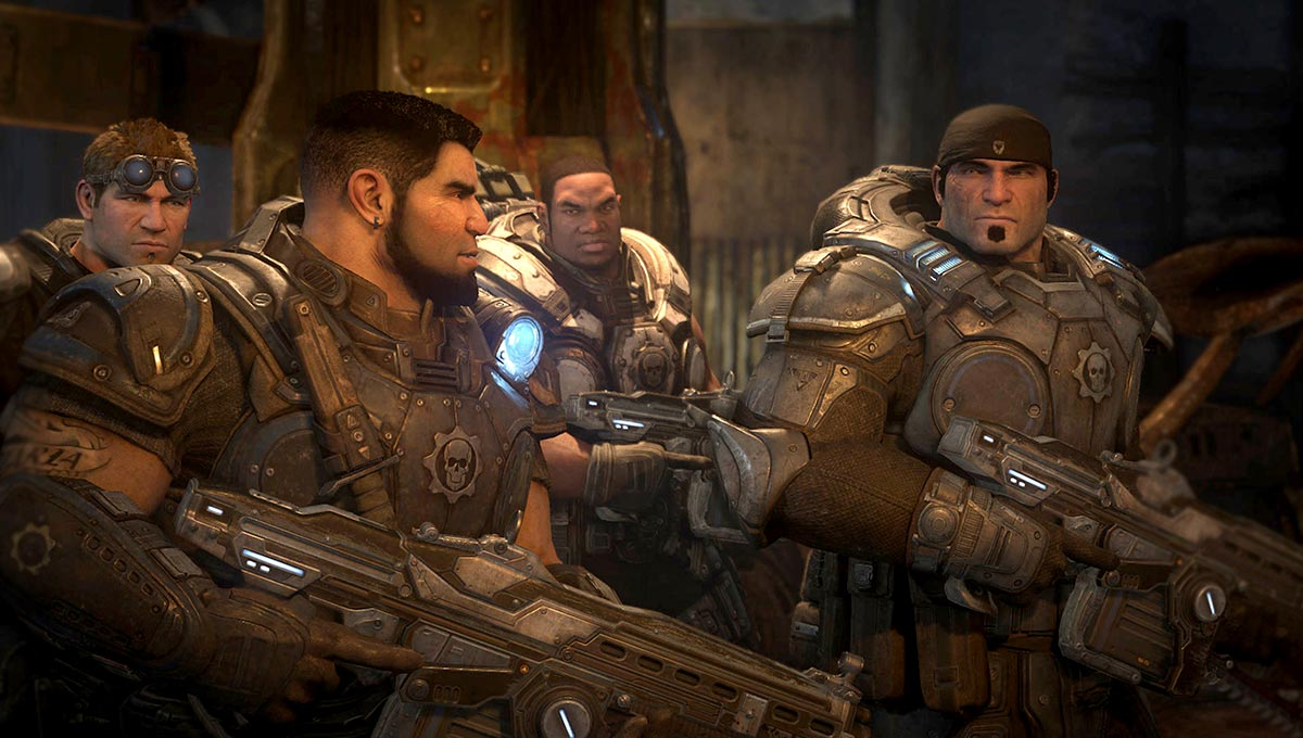 Gears of War Ultimate Edition irrompibles 04