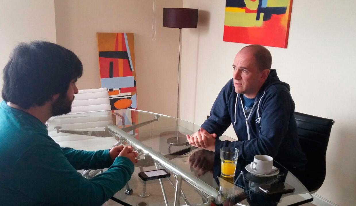 entrevista hutchinon