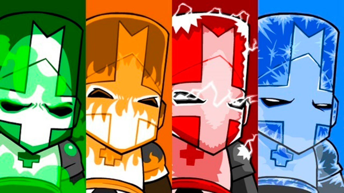 castle crushers main