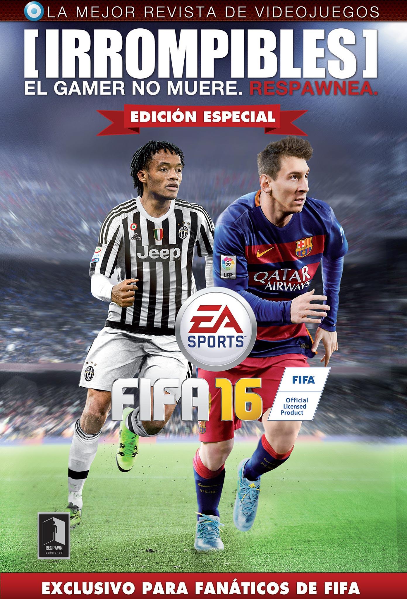 irrompibles FIFA16