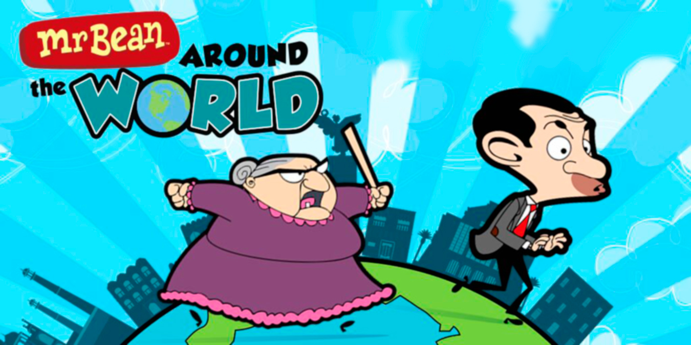 mr bean world main