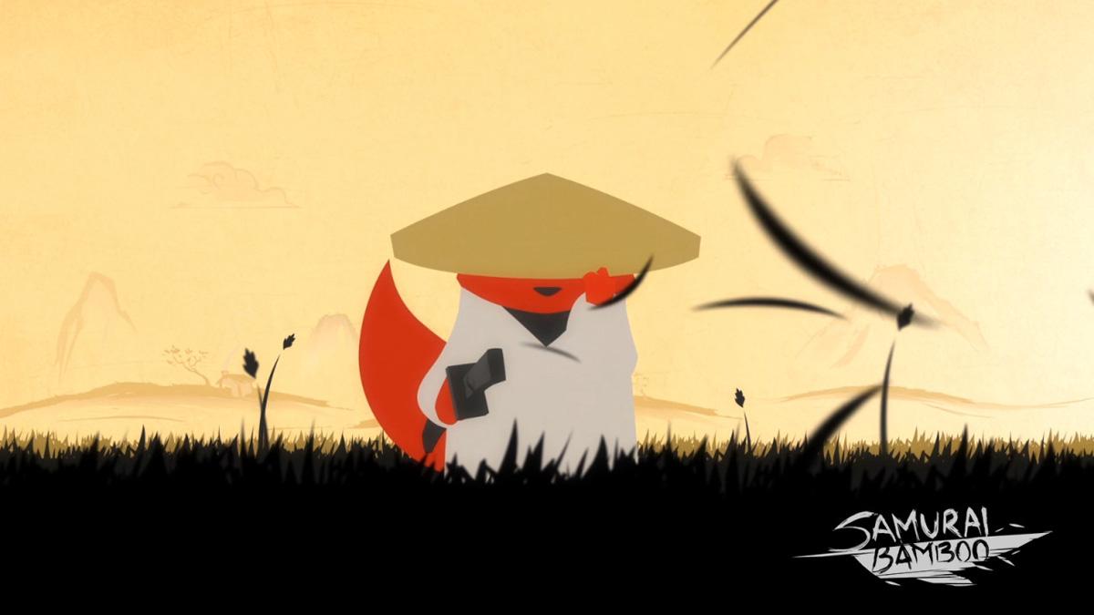 samurai bamboo 1