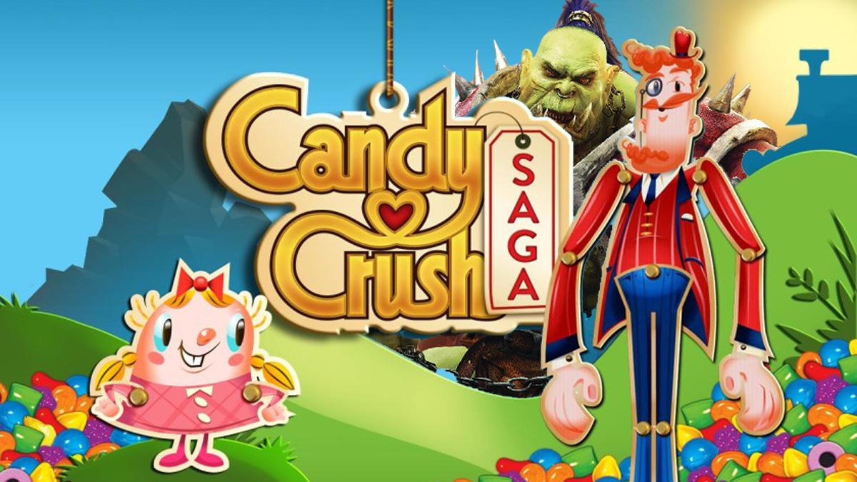candy crush saga blizzard