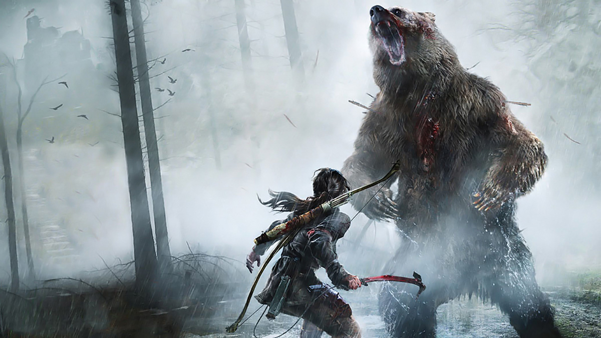 rise of the tomb raider main