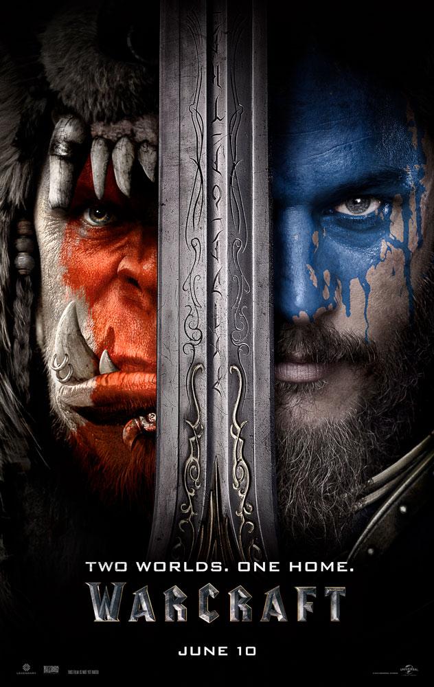 warcraft poster teaser