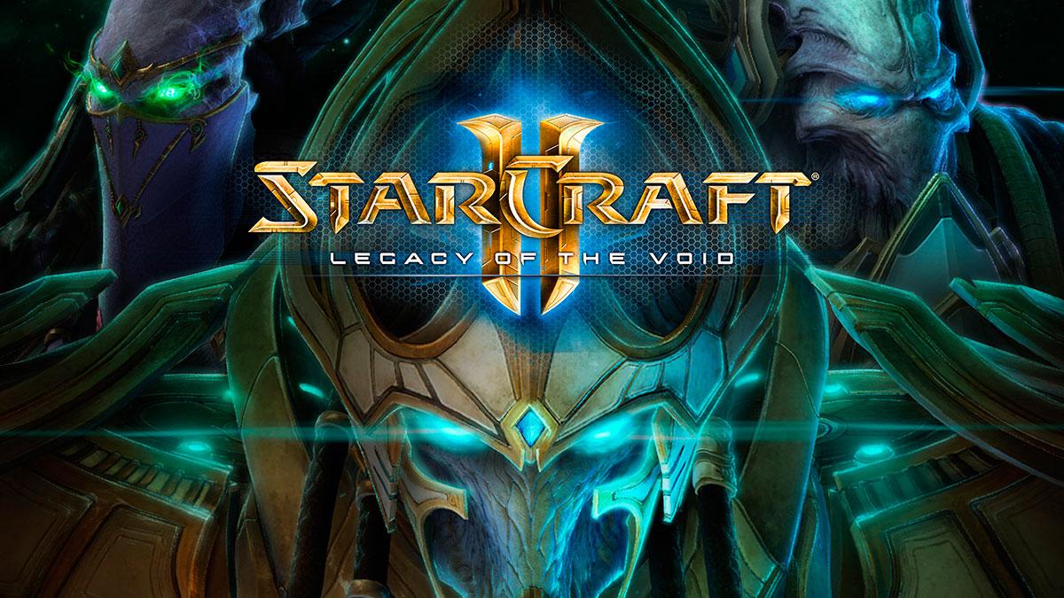 starcraft 2 void main