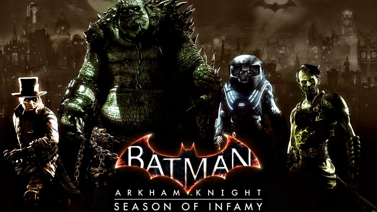 batman arkham knight season infamy