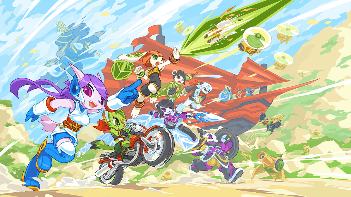 freedom planet 2 main