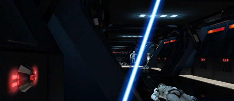 lightsaber experience 1
