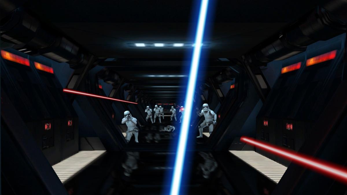 lightsaber experience main