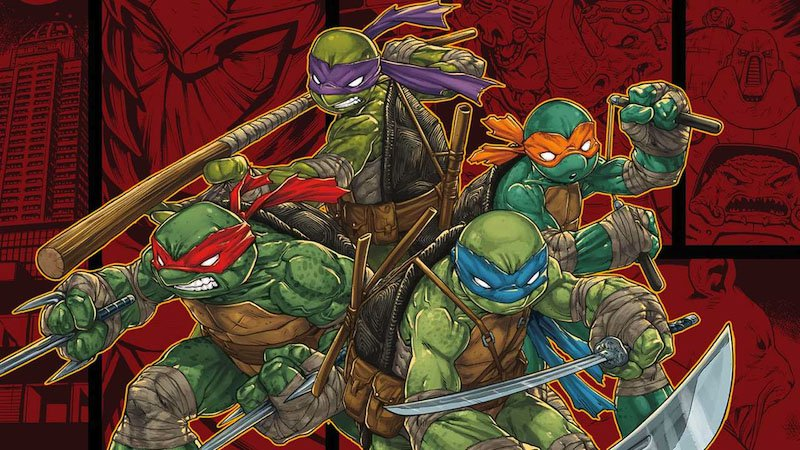 tmnt turtles.manhattan