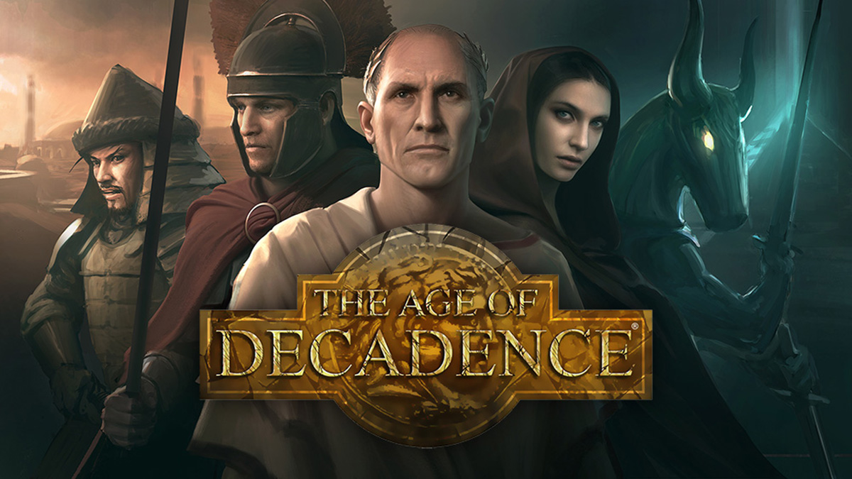 the age of decadence main