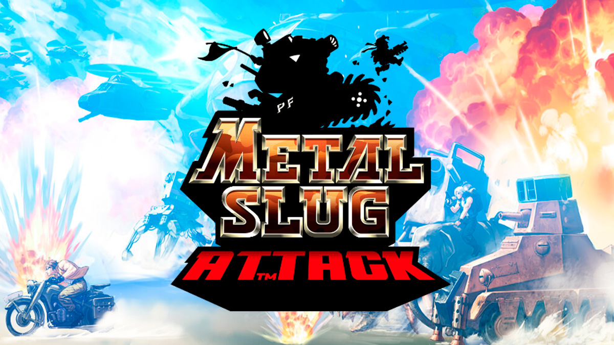metal slug attack main