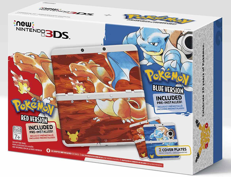 new 3ds pokemon bundle