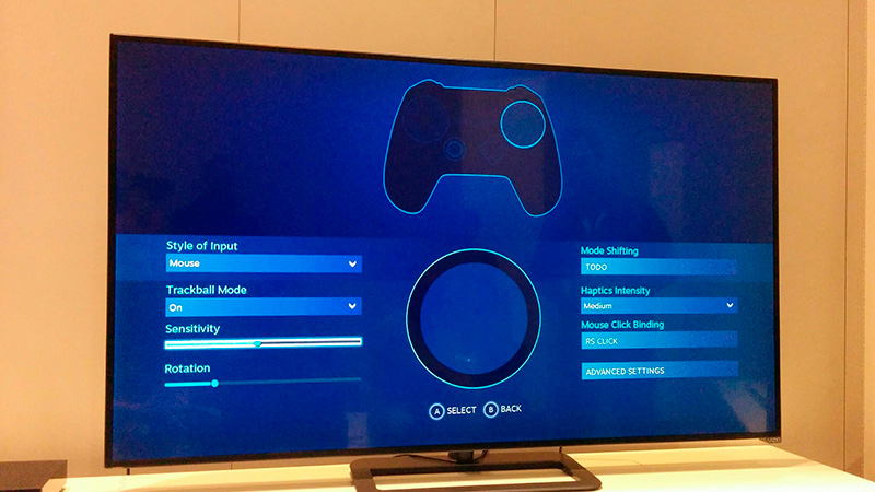 steam link tv