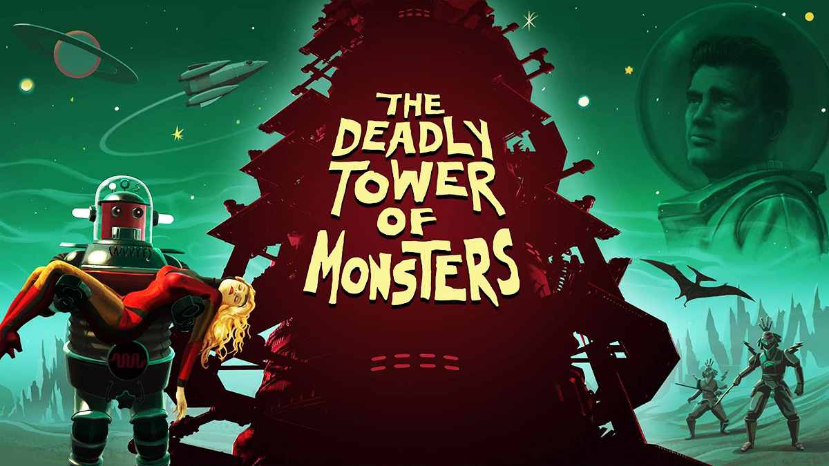 deadly tower monsters main