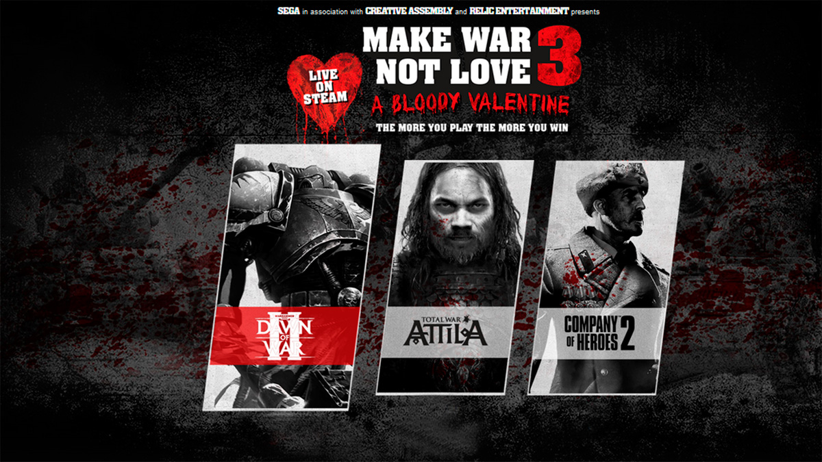 sega make love not war