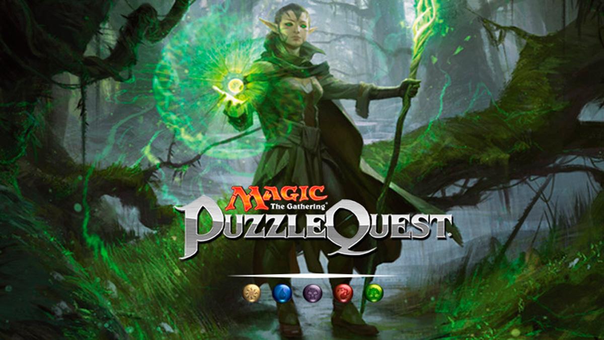 magic puzzle quest
