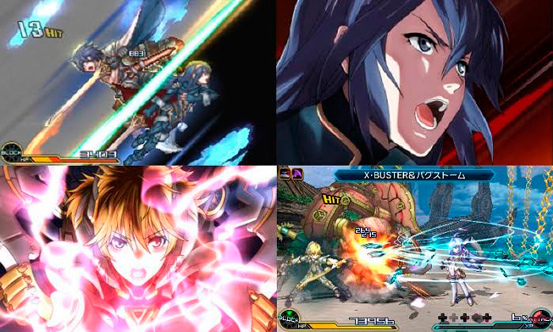 project x zone 2 2