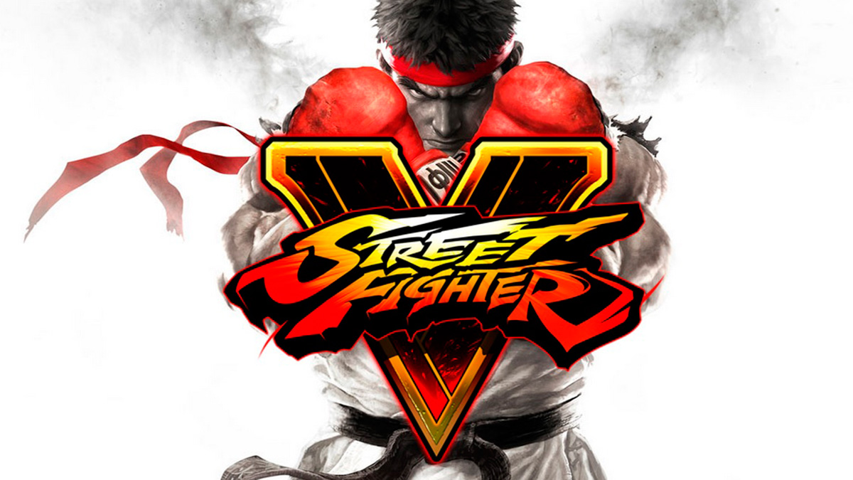 street fighter v main